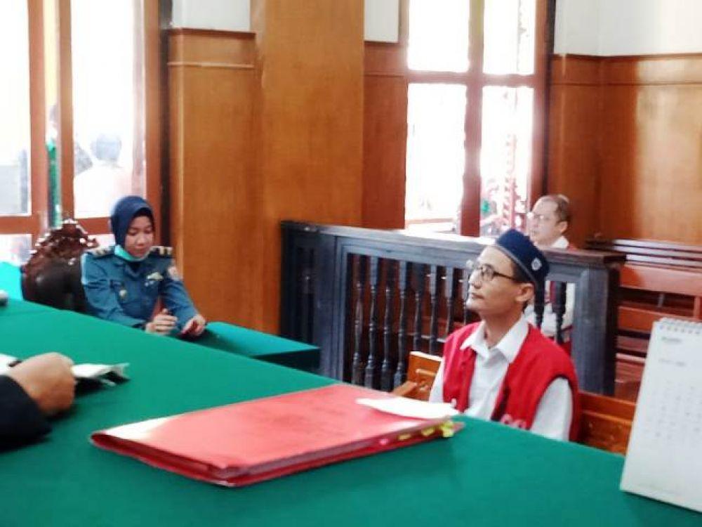 Ali Sodikin Labschool Hanya Dihukum 10 Bulan