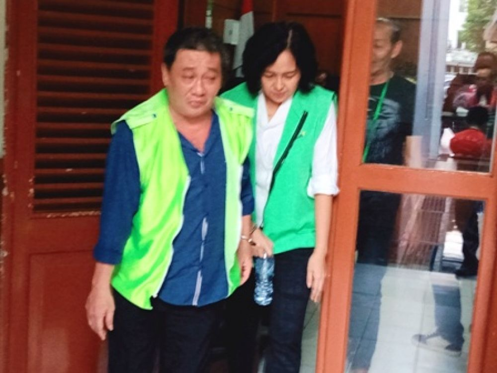 Pemalsu KTP Dituntut 1 Tahun 3 Bulan Penjara