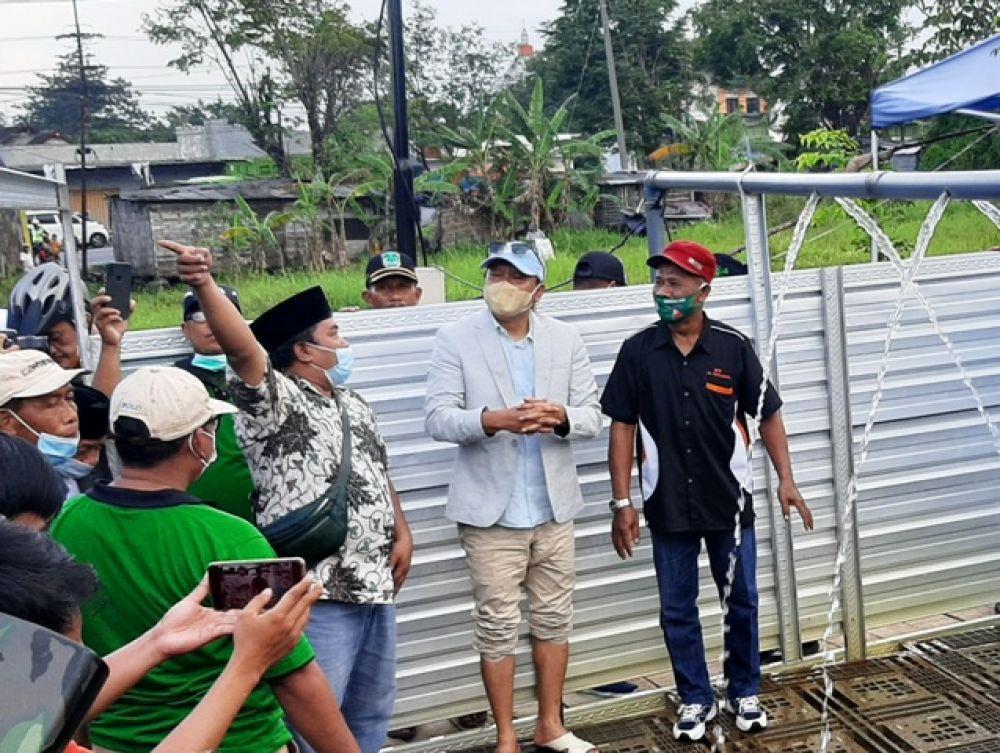 Bupati Pasuruan Kunjungi Wisata Sumber Air Panas
