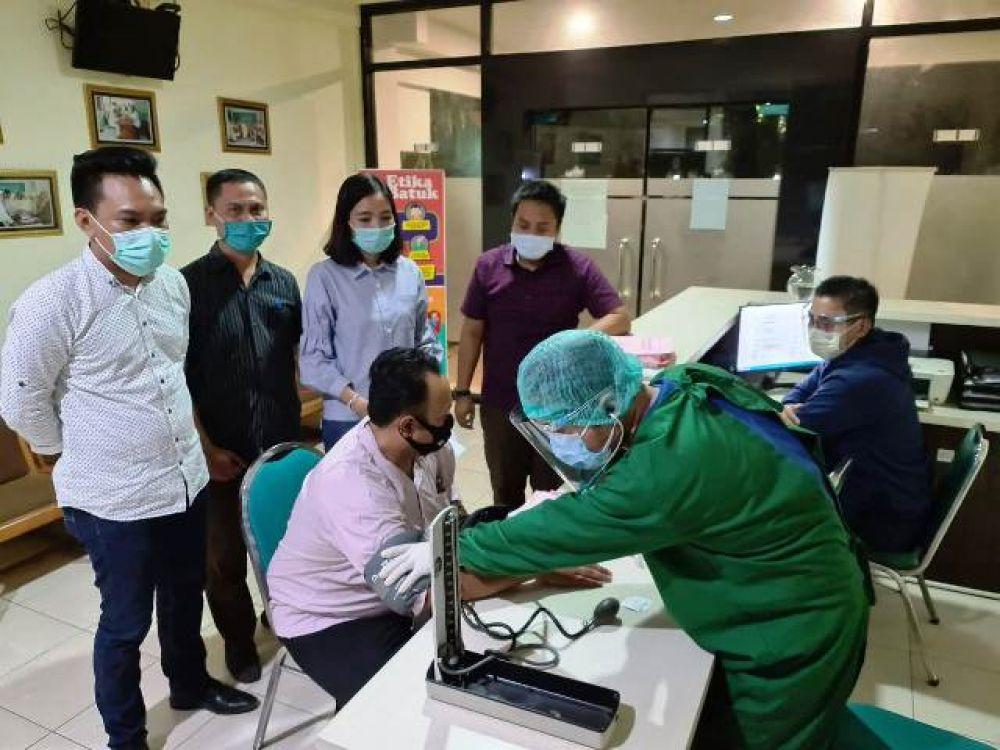 Buron 5 Tahun Hasan Nur Effendi Ditangkap