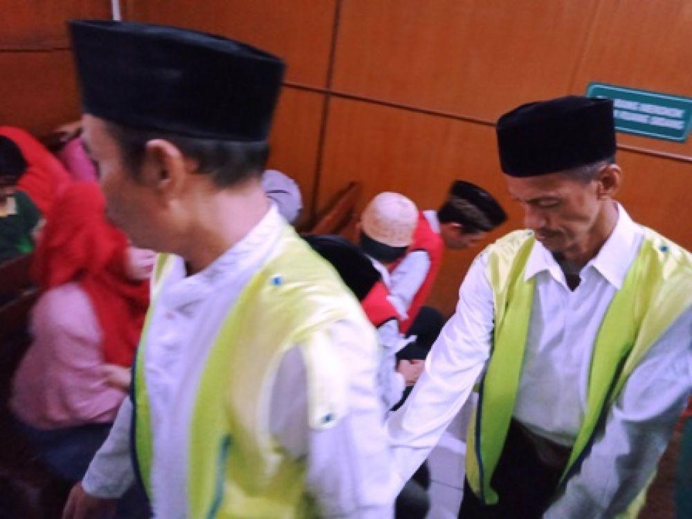 Honorer Surabaya Ngeyel Dihukum 8 Bulan Penjara