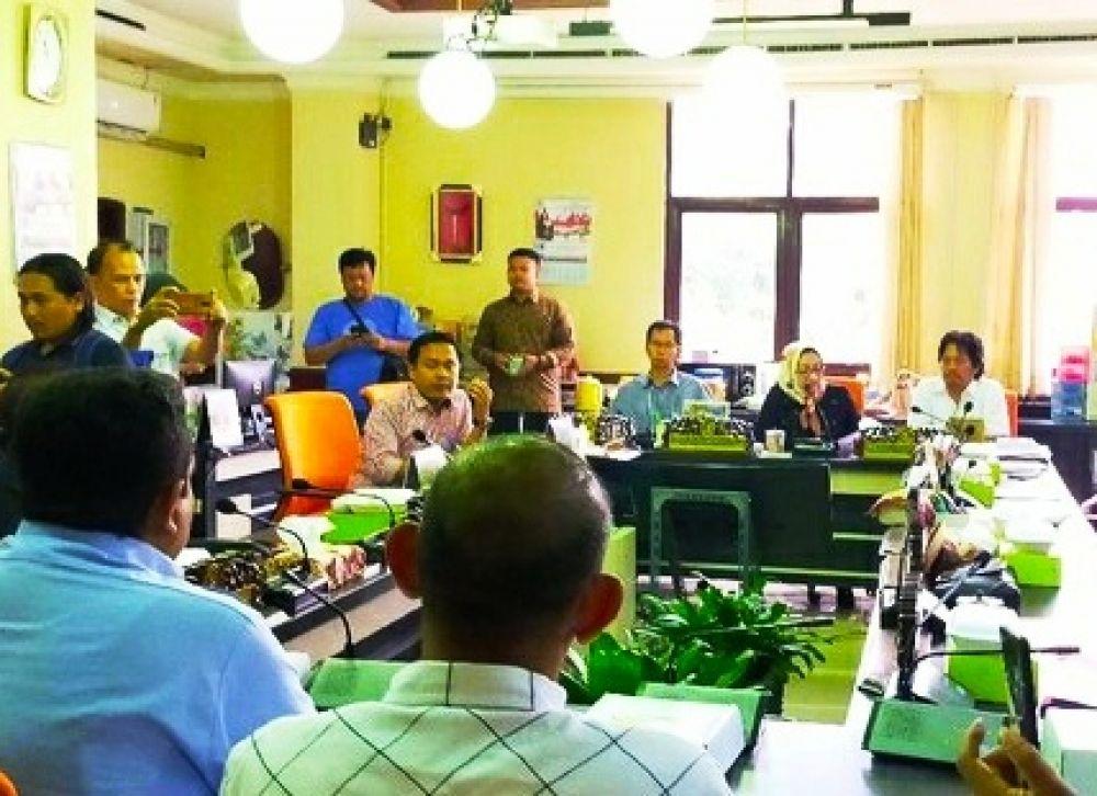 Komisi A DPRD Surabaya Minta Izin Pentagon Dicabut