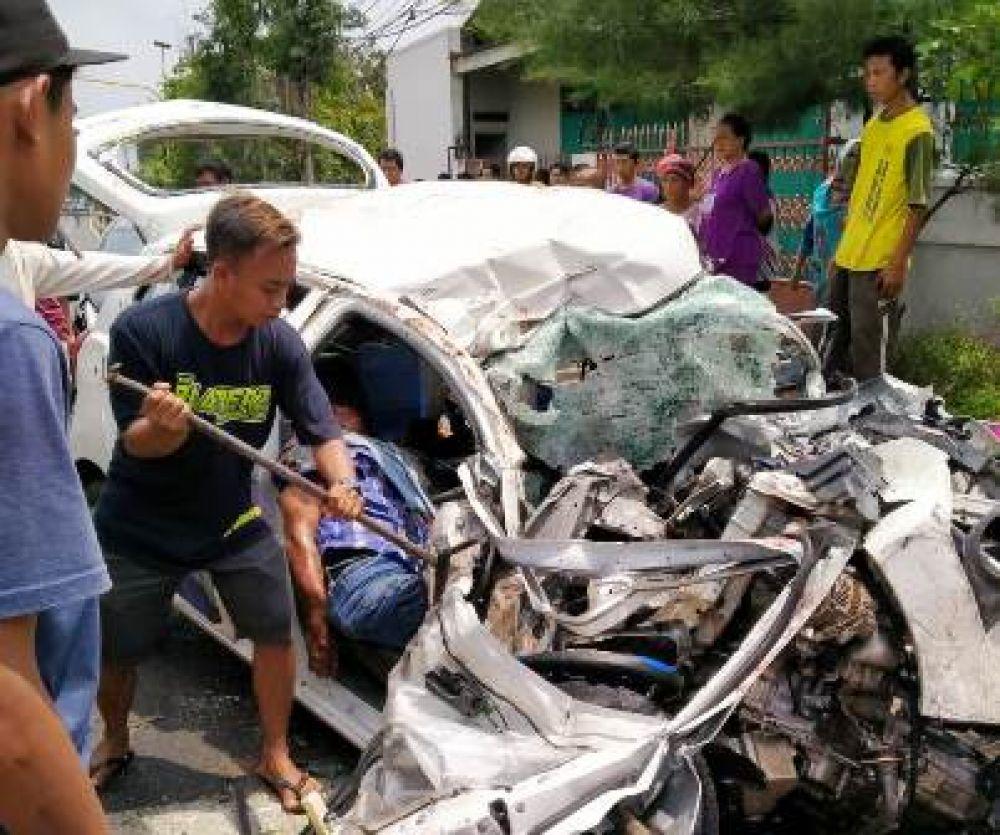 Kecelakaan di Purwodadi, 7 Tewas dan 5 Terluka