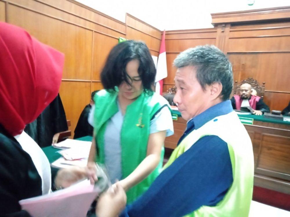 Pasutri KTP Palsu Divonis 10 Bulan Penjara