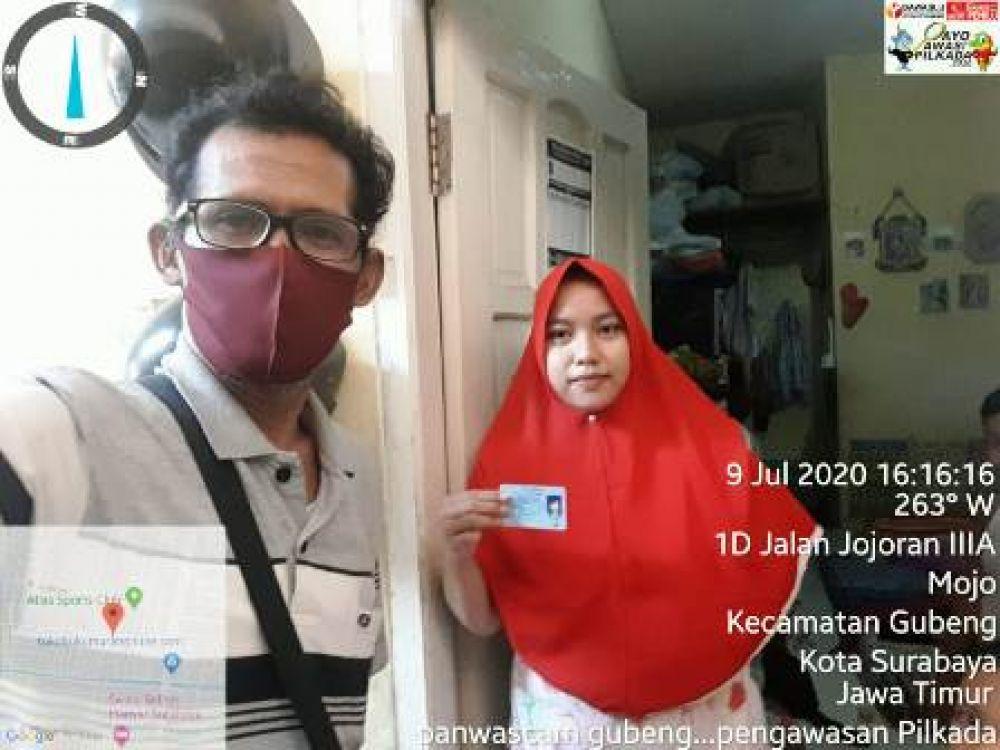 Dukungan Palsu Balon Wali Kota Surabaya Ramai