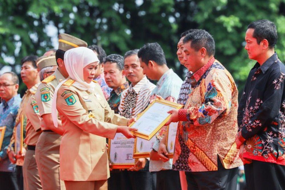 Terapkan K3, PT Pelindo III Sabet 7 Penghargaan