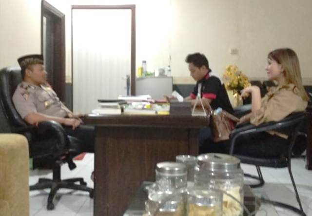 Polrestabes Surabaya Selidiki Al-Qur'an Salah Cetak
