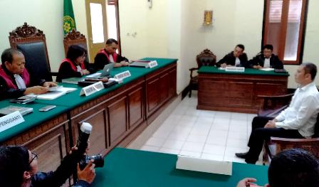 Sempat Buron, Hakim Putus Royce Muljanto 2 Bulan Saja