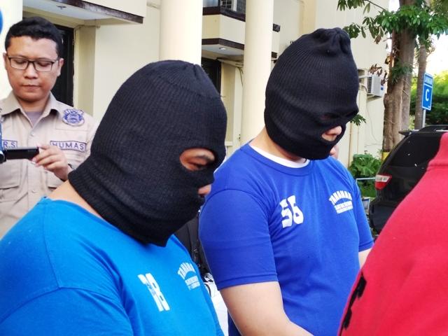 OTT Reskrim Polrestabes Surabaya Salah Tangkap