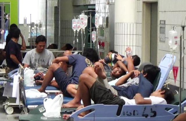 Malam Kemerdekaan, 31 Pemuda Keracunan Miras