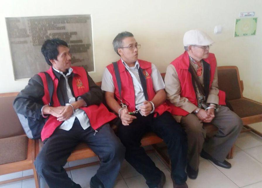 Koruptor PT Dok dan Perkapalan Ditahan Kejaksaan
