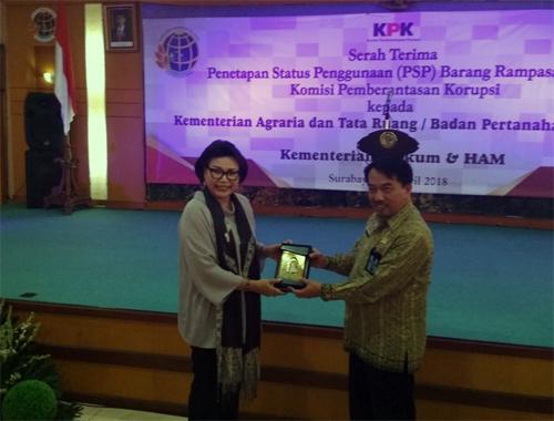 KPK Hibahkan Uang Fuad Amin Rp 17 Miliar