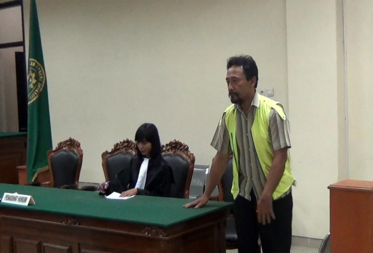 Pungli Rp 50 Ribu, Lurah Bubutan Dipenjara 2 Tahun