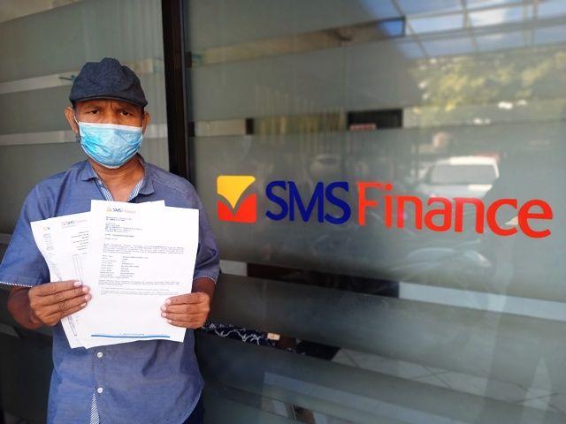 Mobil Ditarik, Agus Santoso Ngamuk di PT SMS Finance