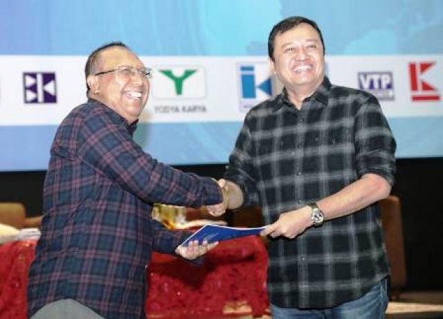 Ahmad Bambang Jabat Komisaris Utama Pelindo III