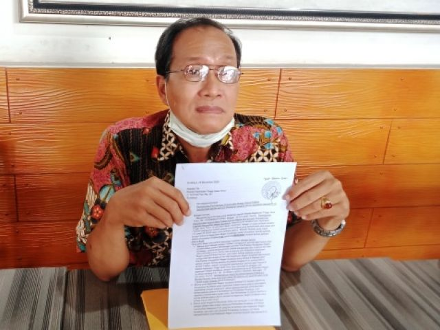 Berkas P21 di Kejari Surabaya Berubah P19