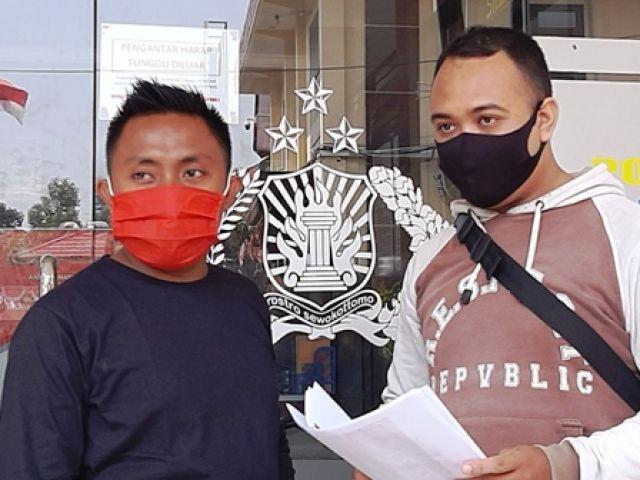 Bos Property Lapor Polisi Atas Pencemaran Nama Baik