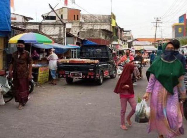 Camat Manyar Segera Verifikasi Pasar Sembayat