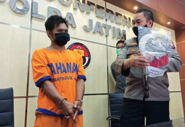 DPO Perampok Indramayu asal Pasuruan Diangkap