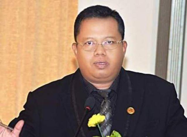 DR. Budi Prasetyo, SE. SH. MM. MH Jadi Pesakitan