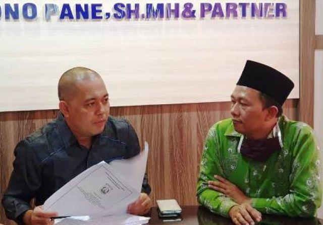 Disanksi BK DPRD, Agus Suyanto Ngadu Pengacara