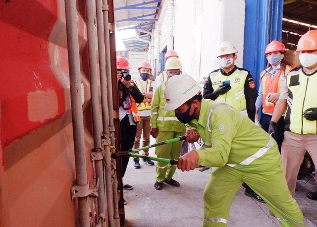 Pertama di Indonesia, TPKS Terapkan Join Inspection