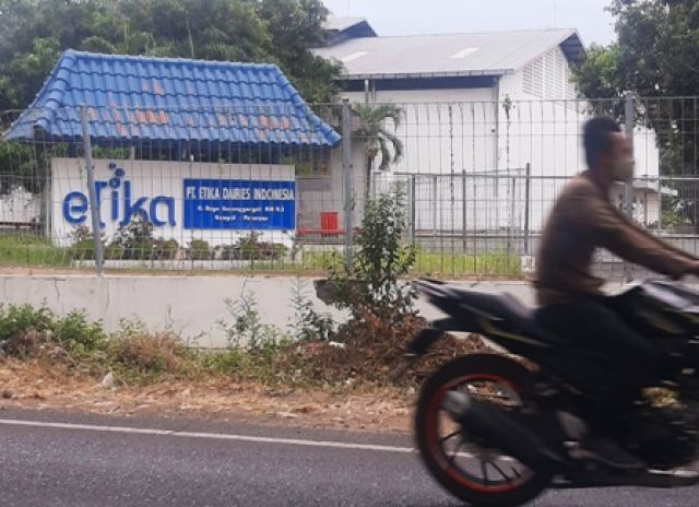PT Etika Dairies Indonesia Diduga Buang Limbah B3
