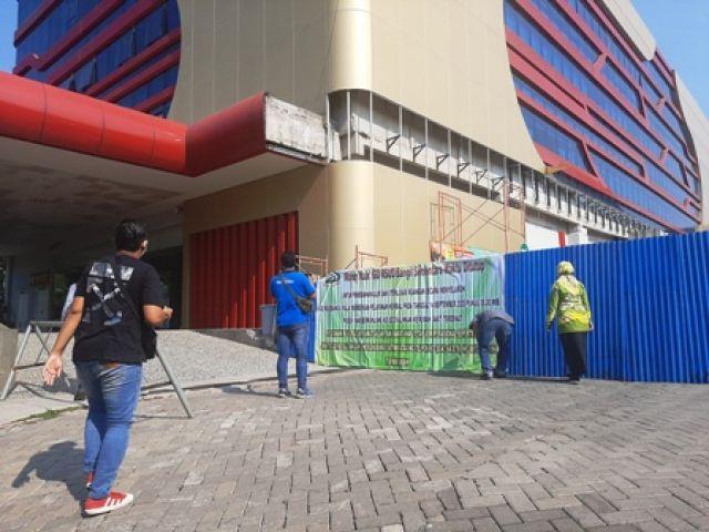 Gedung IGD RSUD Bangil Ditutup Selama 5 Hari