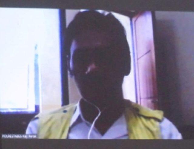 Janji Makelar Kasus Sabu Meleset, Hendrik Dipenjara