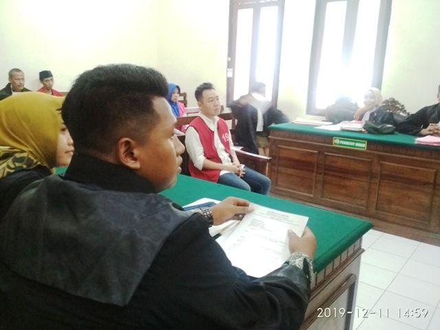Ivan Kuncoro Bos Rasa Sayang Group Diadili