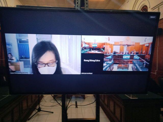JPU Tuntut Notaris Devi Chisnawati 2 Tahun Penjara