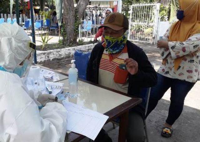 Kecamatan Tambaksari Gelar Rapid Test 3 Hari