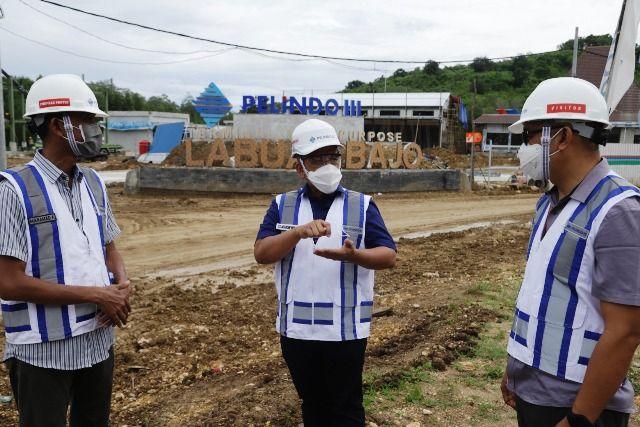 Pembangunan Pelabuhan Labuan Bajo Dikebut