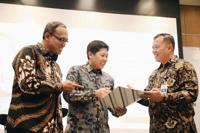 PT Pelindo III Layani Jasa Pandu dan Tunda di Selat Malaka
