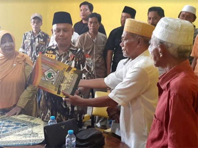 Ketua FKPPI Daftar Calon Wali Kota Pasuruan