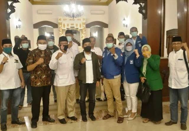 Koalisi 9 Bintang Siap 'Perang' di Kota Pasuruan