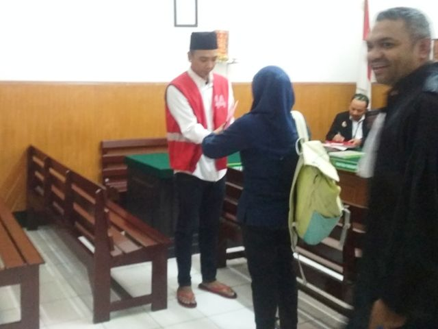 Simpan Sabu & Ineks, Helmi Didakwa Pasal 127