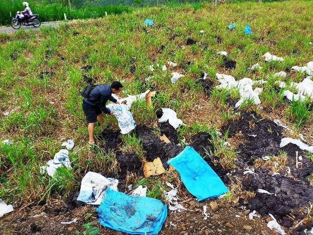 Pembuang Limbah di Purwodadi Segera Dilaporkan