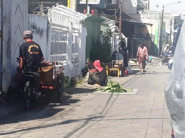 Pasar Ditutup, Para Pedagang Donorejo Bergejolak