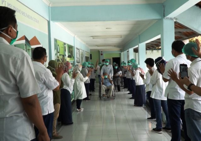 RS PHC Surabaya Sembuhkan 6 Pasien Corona