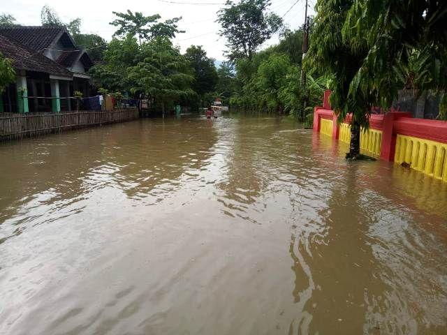 Ratusan Rumah di Sadengrejo Tiap Tahun Banjir