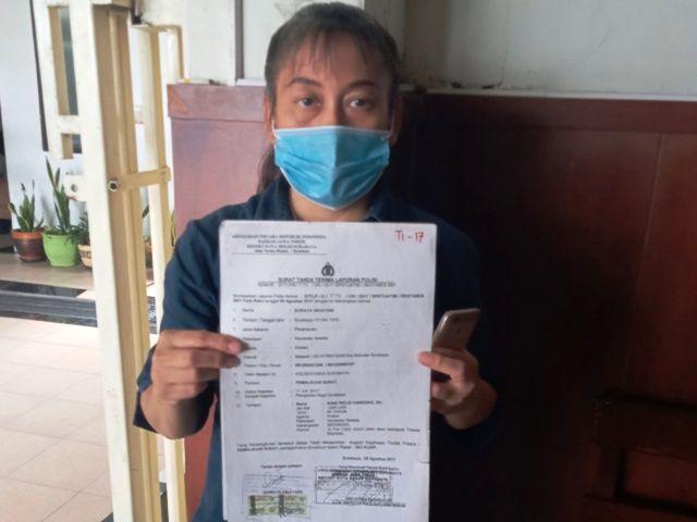 Soraya Indahyani Menyoal LP di Polrestabes Surabaya