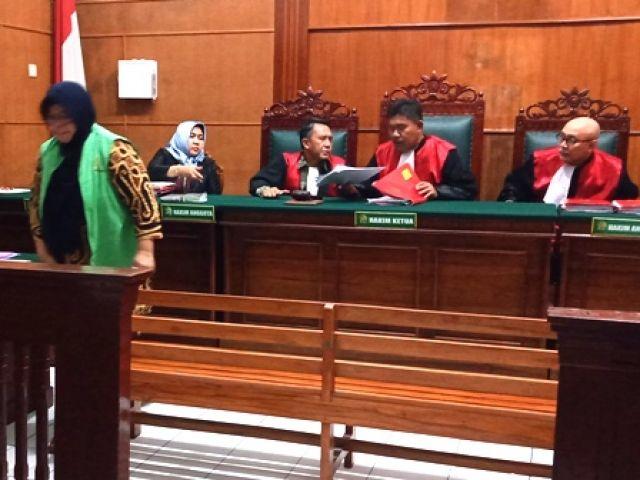 Staf Widya Dharma Diputus 2,5 Tahun Penjara