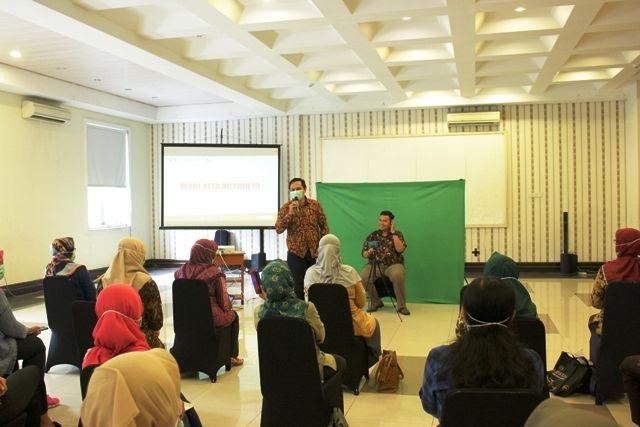TPS Berikan Pelatihan di Hari Guru Nasional
