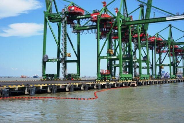 Pelayanan  Terminal Teluk Lamong Dipastikan Lancar