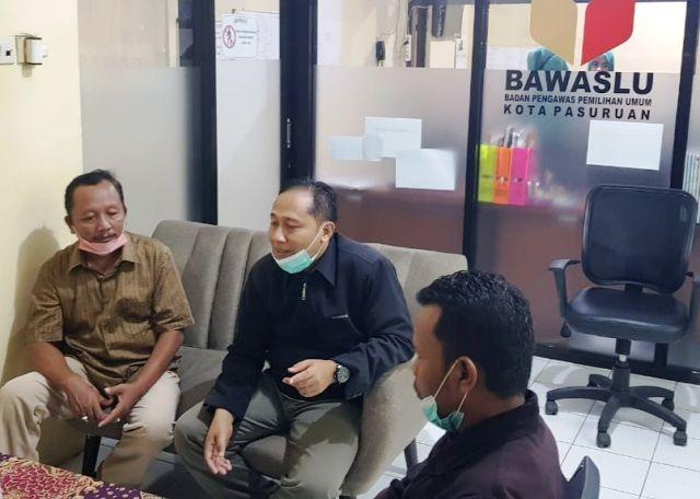 Tim GIAT Sesalkan Kinerja Bawaslu Kota Pasuruan