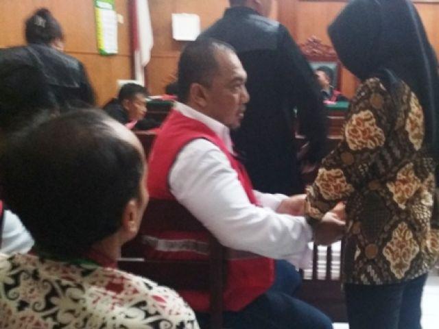 Usai Nyabu, Anang Agus Priyanto Dituntut 5 Tahun