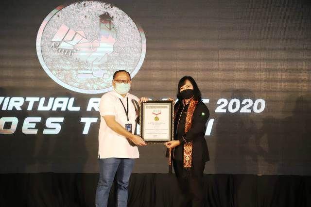 Virtual Port Run and Ride 2020 Raih Dua Rekor Muri