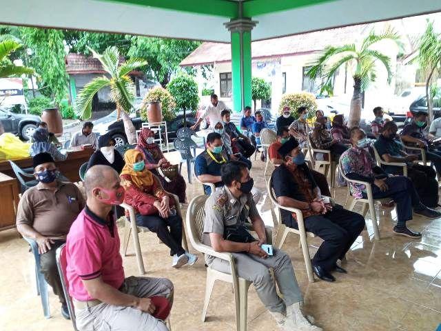 Warga Beji Hentikan Proyek Pembuangan Limbah