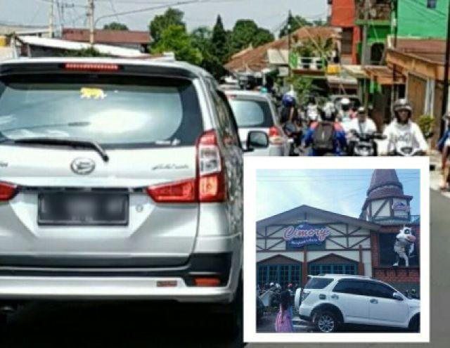 Wisata Cimory Diduga Biang Macet Jalan Raya Prigen